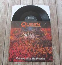 Queen 45 RPM Speed Vinyl Records 1986 Release Year