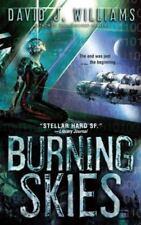The Burning Skies by Williams, David J.