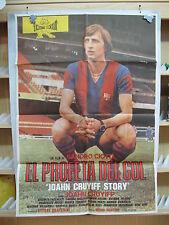 A167         EL PROFETA DEL GOL JOHAN CRUYFF STORY FUTBOL