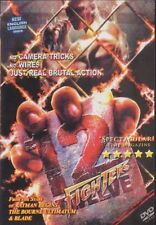 Twelve Fighters  - Hong Kong RARE Kung Fu Martial Arts Action movie - NEW
