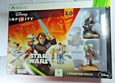 New Disney Infinity  XBOX 360 Star Wars Starter Pack 3.0  Anakub Ahsoka Tano