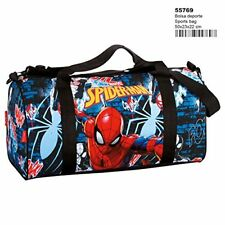 Montichelvo Spiderman Radioactive - bolsa de deporte viaje infantil (perona...
