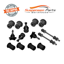 Arm Bushing Kit Sway Bar Link Ball Joint  For 88-92 2WD GMC C1500 C2500