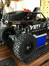 Axial yeti xl Kit 1:8, Traxxas Takin,  TWO connectors for 3s or 6s insanity!!!!