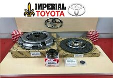 TOYOTA TACOMA 2005-2015 2.7L 4CYL 5 SPEED CLUTCH KIT GENUINE OEM NEW