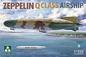 Takom 1/350 6003 Zeppelin Q Class Airship