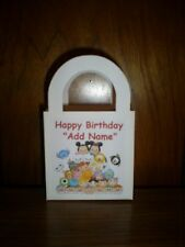 TSUM TSUM Personalized  Birthday Party pack 12 Favor Boxes / bags NEW ITEM!