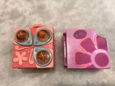 LOT OF 2  Littlest Pet Shop Teeniest Tiniest Teensies Pop Up Mini Playset Lot#2