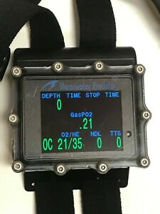 Shearwater Predator Dive Computer - used