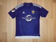Adidas Orlando City 2015-16 home football shirt jersey size S SMALL