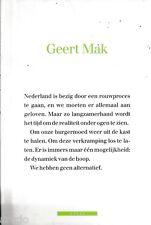 geert Mak - Nagekomen flessenpost - 2005