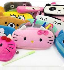 Trousse Chat rose fuchsia Hello Kitty pour enfant bébé école crèche