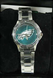 Game Time NEW NFL PHILADELPHIA EAGLES LADIES COACH WATCH ADULT