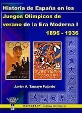 HISTORIA ESPAÑA 1 EN JUEGOS OLIMPICOS. ENVÍO URGENTE (ESPAÑA)
