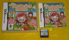 GARDENING MAMA Nintendo Ds Versione Ufficiale Italiana »»»»» COMPLETO
