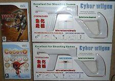 Collegamenti CROSSBOW TRAINING + COCOTO Games 2 Pistola Remote ADATTATORI Zelda di Nintendo Wii