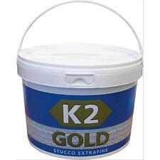 "STUCCO IN PASTA K2 ""GOLD EXTRAFINE"" 5KG"
