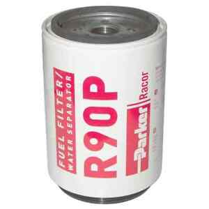 Replacement Cartridge Filter Elements – Racor Spin-on Series   #R90P