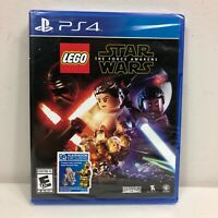 LEGO Star Wars The Force Awakens PS4 Brand New Sealed Playstation Baby Yoda