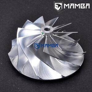 MAMBA Turbo Billet Compressor Wheel For Mitsubishi TD04HL (49.62 / 61.01mm) 11+0