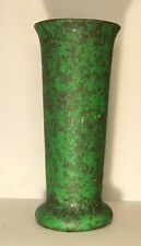 Weller Pottery Tall Coppertone Vase MINT!
