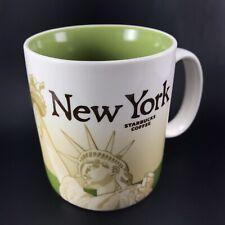 Starbucks New York Coffee Mug 2012 Global Icon Lady Liberty