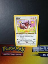 Eevee 1st Edition 51/64 Jungle NM Condition Pokemon Card