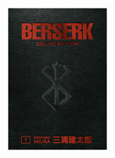 Berserk Deluxe Volume 1 by Kentaro Miura and Jason DeAngelis (Hardcover, 2019)