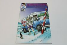 Absolute Zero Comic Book #3 1995 Antarctic Press