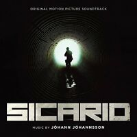Johan Johansson - Sicario (Original Soundtrack) [New CD]