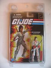 GI Joe 25th MOC New JINX KIM ARASHIKAGE SDCC White Variant