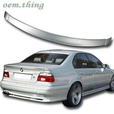 Painted BMW E39 5 Series 3 Pcs Boot Trunk Spoiler Rear Wing 97 03 540i 530d