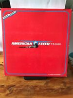 American Flyer LTI 6- 49605 New Haven Passenger Car Set BOX ONLY!! No Cars!