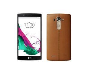 LG G4 Leder in Braun Handy Dummy Attrappe  Requisit, Deko, Werbung, Ausstellung