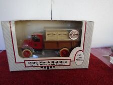 Vintage 1926 Mack Bulldog Truck-Anheuser-Busch with crates