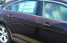 DOOR HANDLE CHROME TRIM ACCENT KIT FITS 2010 2012 FORD TAURUS ALL MODELS