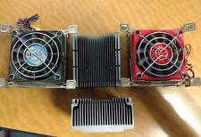 Socket 478 Pentium 4 Heatsink Startech and Ultra fans