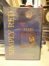 SIMPLY RED DVD SEALED STARS