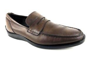 41,5 EU Men/'s shoes TOD/'S 8.5 sandals brown leather BN38-41,5