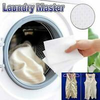 24 Pcs Anti Dyed Cloth Laundry Paper Proof Color Dyeing Proof Laundry Sheet