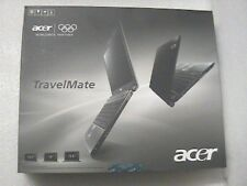 "Acer Travelmate 8371 13"" laptop Intel Core2 SU9400 1.4GHz 2GB RAM 320GB HDD"