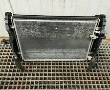 AUDI A6 C6 FACELIFT 2.0 TDI AUTOMATIC RADIATOR AND A/C CONDENSER 2008-2012