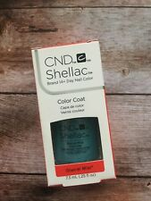 CND Shellac Glacial Mist 100% Original Made in USA Kit Set Top
