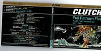 Full Fathom Five: Audio Field Recordings 2007-2008 [Digipak] by Clutch (CD,...