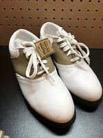 Vintage Women's Nike Golf  Shoes Metal Spikes Size 7.5 970103 New