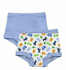 Baby Training Pants Boys and Girls Morbuy Training Pants 2 Packs Summer Cute Cartoon Soft Pants for Toddler Potty Training Anti Leakage Washable
