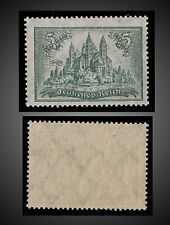 1925 GERMANY SPEYER CATHEDRAL MINT NEVER HINGED - FOLD - DISTURBED GUM SCT 350