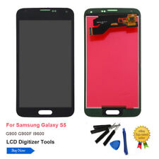 Touch Screen Replacement LCD Display Assembly For Samsung Galaxy S5 G900 Black