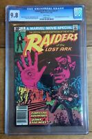 Raider Of The Lost Ark #1 CGC 9.8 7796416012