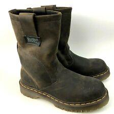 Dr. Martens #2296 Boots UK Size 6 Womens 8/Men's 7 Heavy Industry Brown Workwear